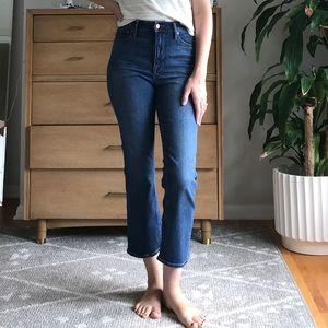 JCrew Curvy Billie Demi Boot, size 27